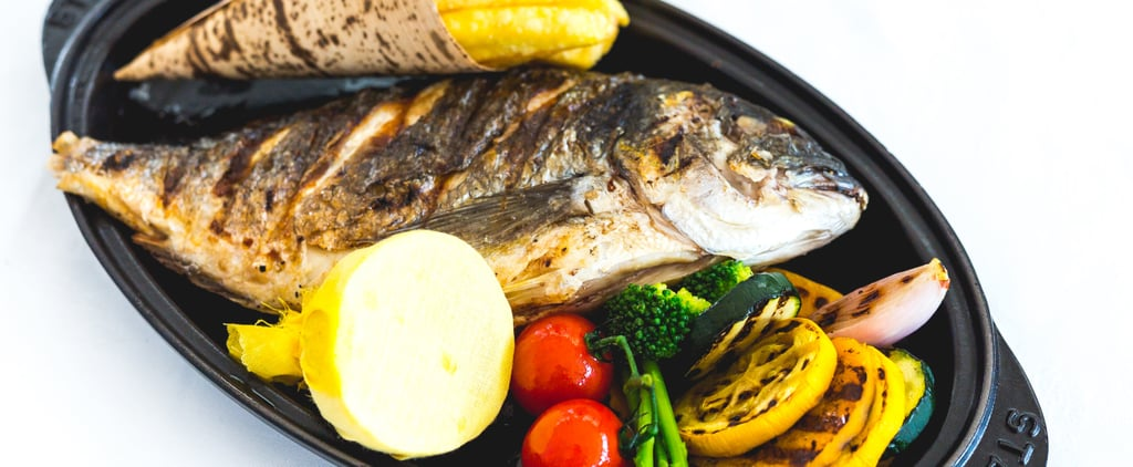This Chargrilled Seabream Is So Healthy and Fresh You Can Have a Whole One