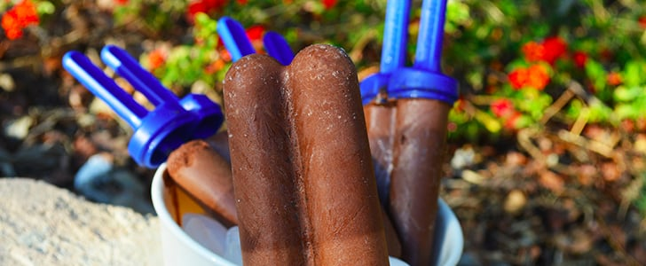 Frozen Hot Chocolate Popsicles Recipe