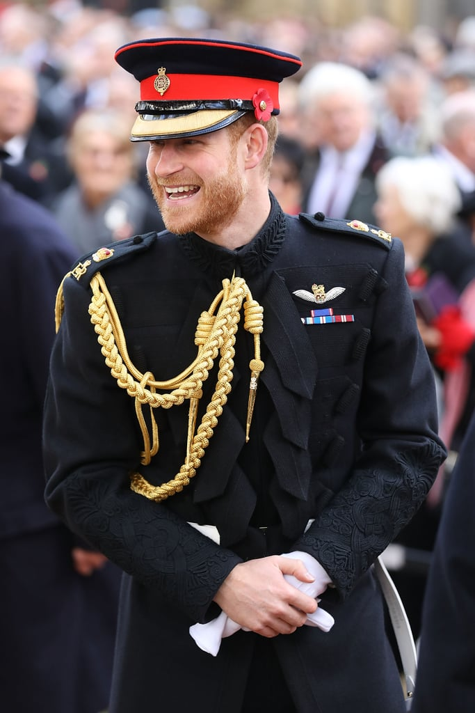 While his royal schedule is always packed, 2018 may be Prince Harry's busiest year yet. His wedding to Meghan Markle may have been the most important event on his calendar, but he's also kept busy with plenty of polo matches and charity functions, among other royal engagements.  With Harry in the spotlight even more than usual this year, we have been treated to plenty of photos of the handsome prince that are royally swoon-worthy. From his cheeky smile to his smoldering stare, here are over 100 reasons 2018 is Harry's hottest year yet.      Related:                                                                                                           23 Royal Reasons Prince Harry Is Having a Better Year Than Almost Everybody in 2018