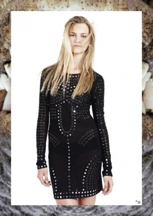 Photos From Christopher Kane's 2009 Fall Topshop Collection