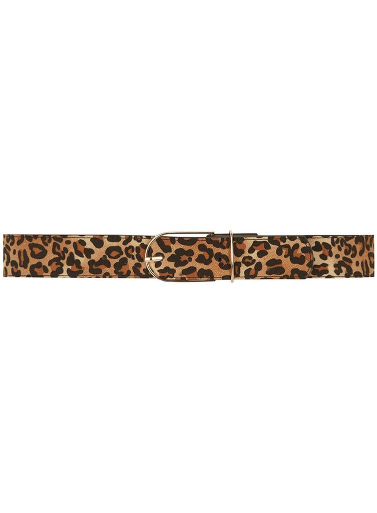Dorothy Perkins Leopard Belt