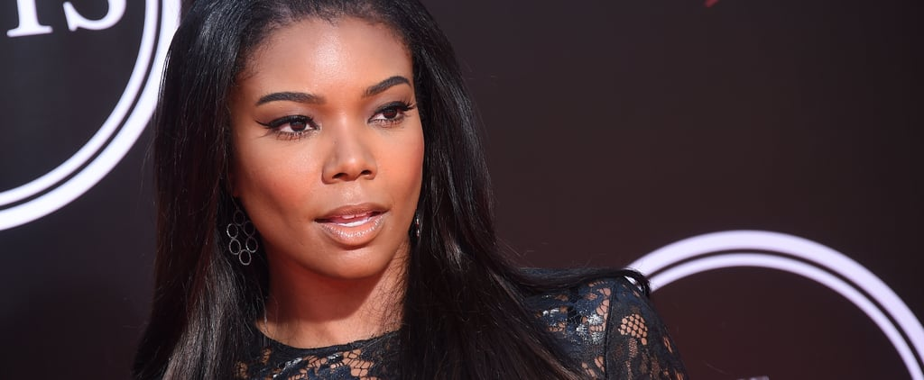 Gabrielle Union Takes a Cue From Alicia Keys With a Makeup-Free Snapchat Series
