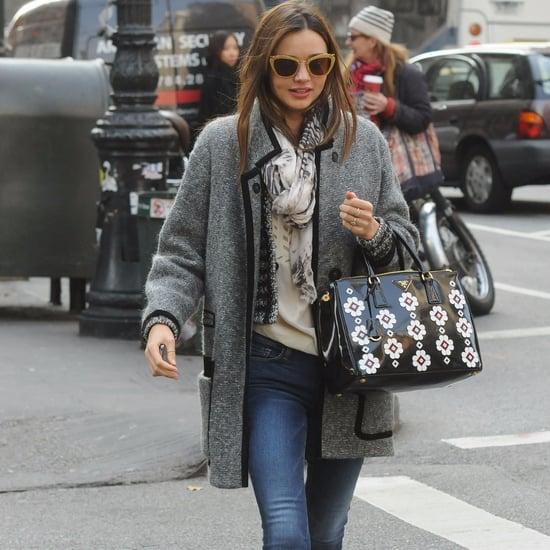Miranda Kerr Wearing Skinny Jeans