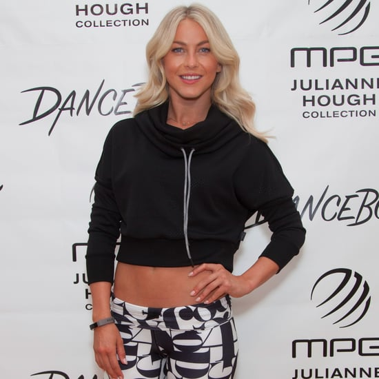 Julianne Hough's Fitness Tips