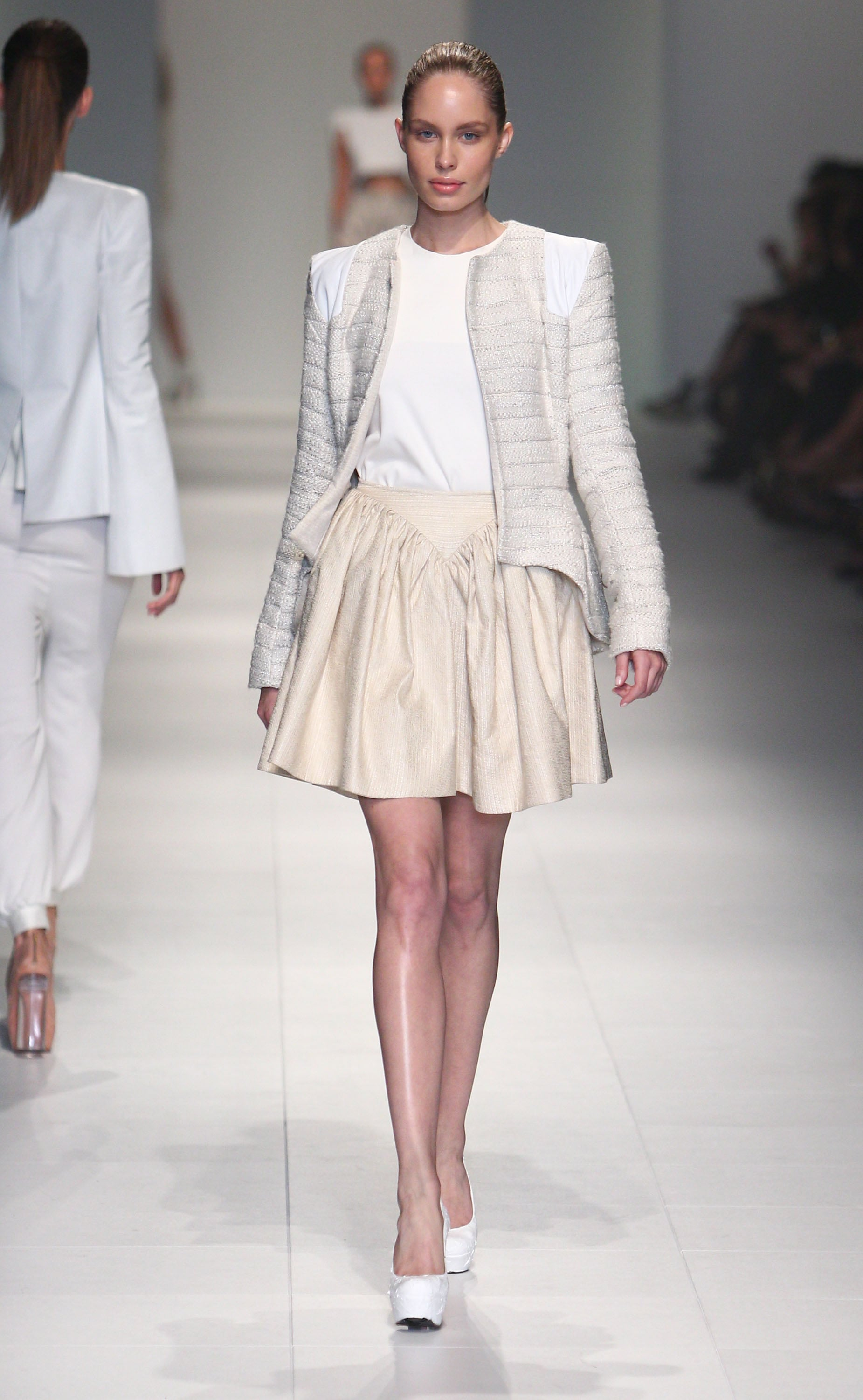 Another luxed up look from Ellery.