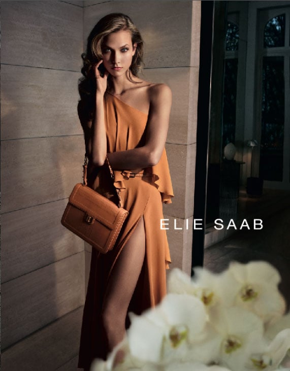 Elie Saab Spring 2012 Ad Campaign