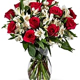 Benchmark Bouquets 2 Dozen Red Roses