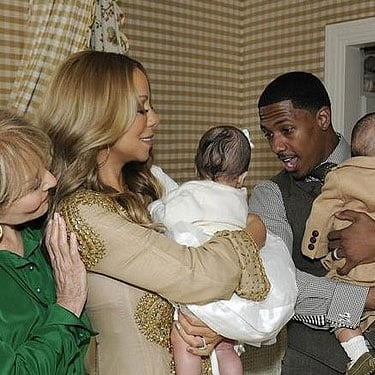 Mariah Carey and Nick Cannon Twins on 20/20 | POPSUGAR ...