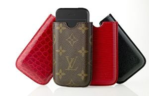 Fab Flash: Vuitton's Got Your iPhone Covered!