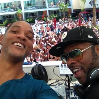 Will Smith and DJ Jazzy Jeff Singing Summertime in Las Vegas