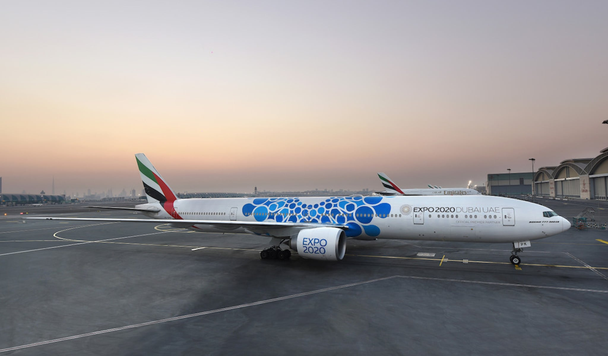 Emirates Paints Planes For Expo 2020 Popsugar Middle