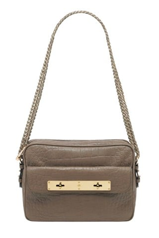 Carter Camera Bag in Birds Nest Croc Nappa Leather, $1,400