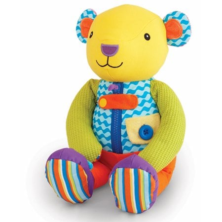 Manhattan Toy Busy Hands Bear ($25)