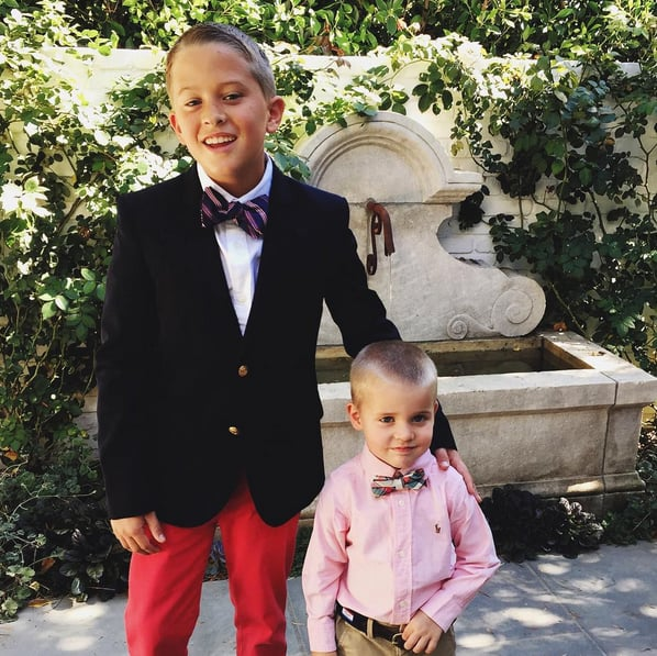 """""""These two . . . #Brotherlylove."""""""