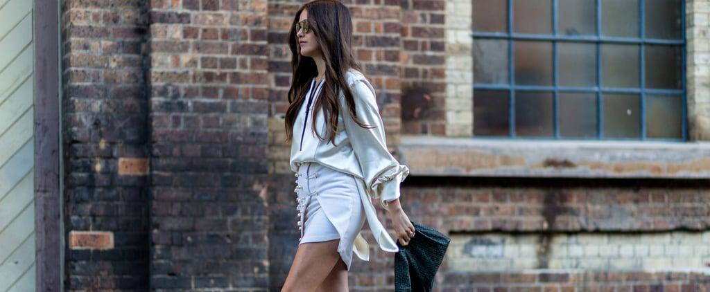 Best Australia Fashion Week Street Style 2016