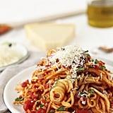 Parsnip Spaghetti Allamatriciana