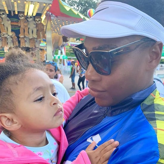 Serena Williams's Honest Advice For Starting a Family