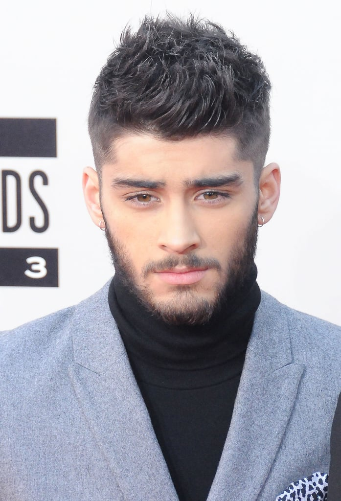 2013 | Zayn Malik's Brows | One Direction | POPSUGAR ...