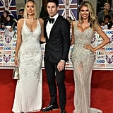 Demi Sims, Joey Essex, and Chloe Sims