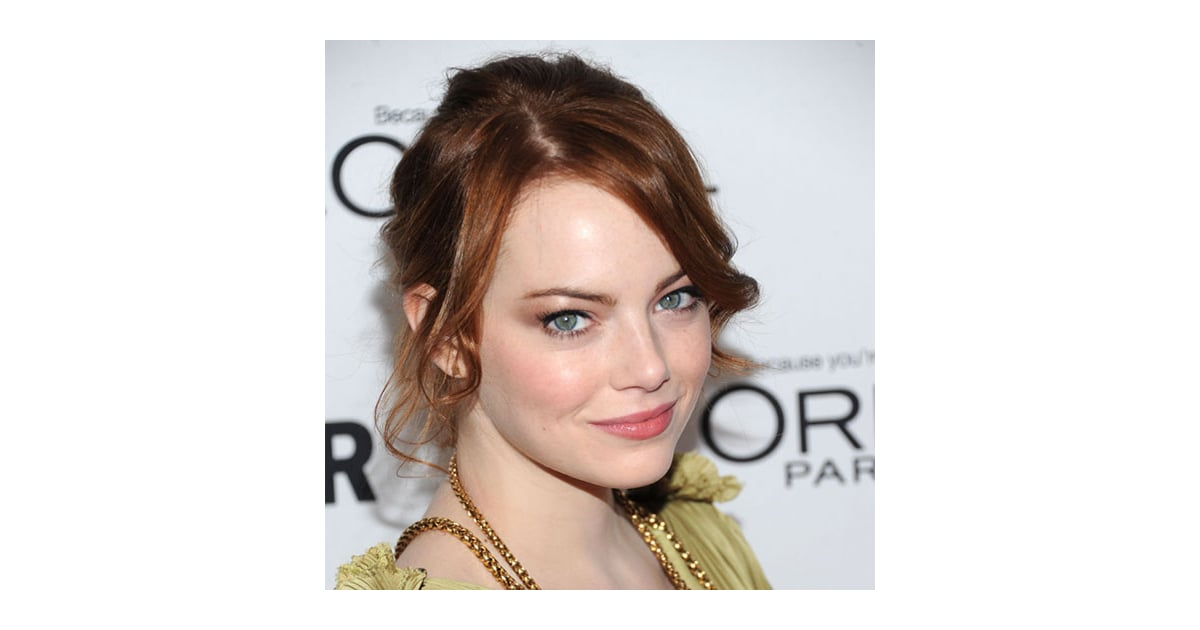 How To Get Red Hair Like Emma Stone Popsugar Beauty