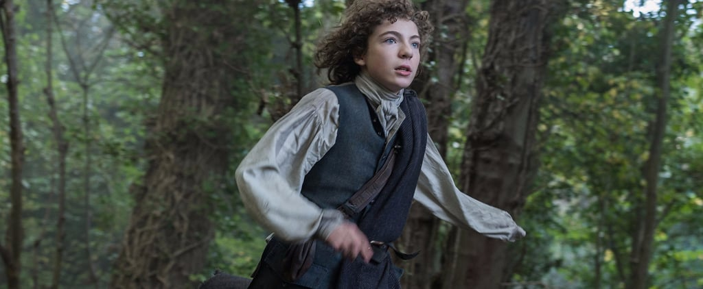 "Outlander: Why Fergus's Gnarly Scene Is Actually ""the Best"""