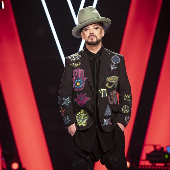 Boy George Responds to Reports He's Dropped From The Voice