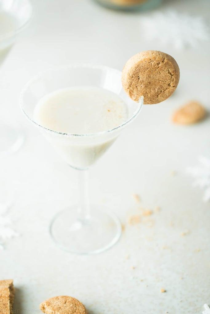 Snickerdoodle Martini
