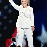 Hillary Clinton's DNC Pantsuit Was Not Like Any Other Pantsuit