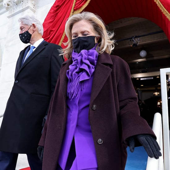 Why Women Wore Purple During the Presidential Inauguration