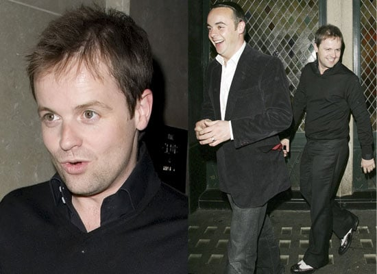 30/04/2009 Ant McPartlin and Declan Donnelly
