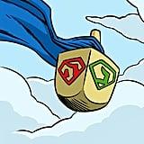Super Dreidel App