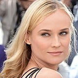 Diane Kruger smiled at the jury photocall at the start of the 65th annual Cannes Film Festival.
