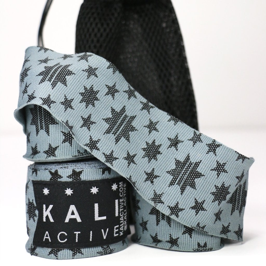 48d17684a7 Kali Active Star Power Boxing   Kickboxing Hand Wraps