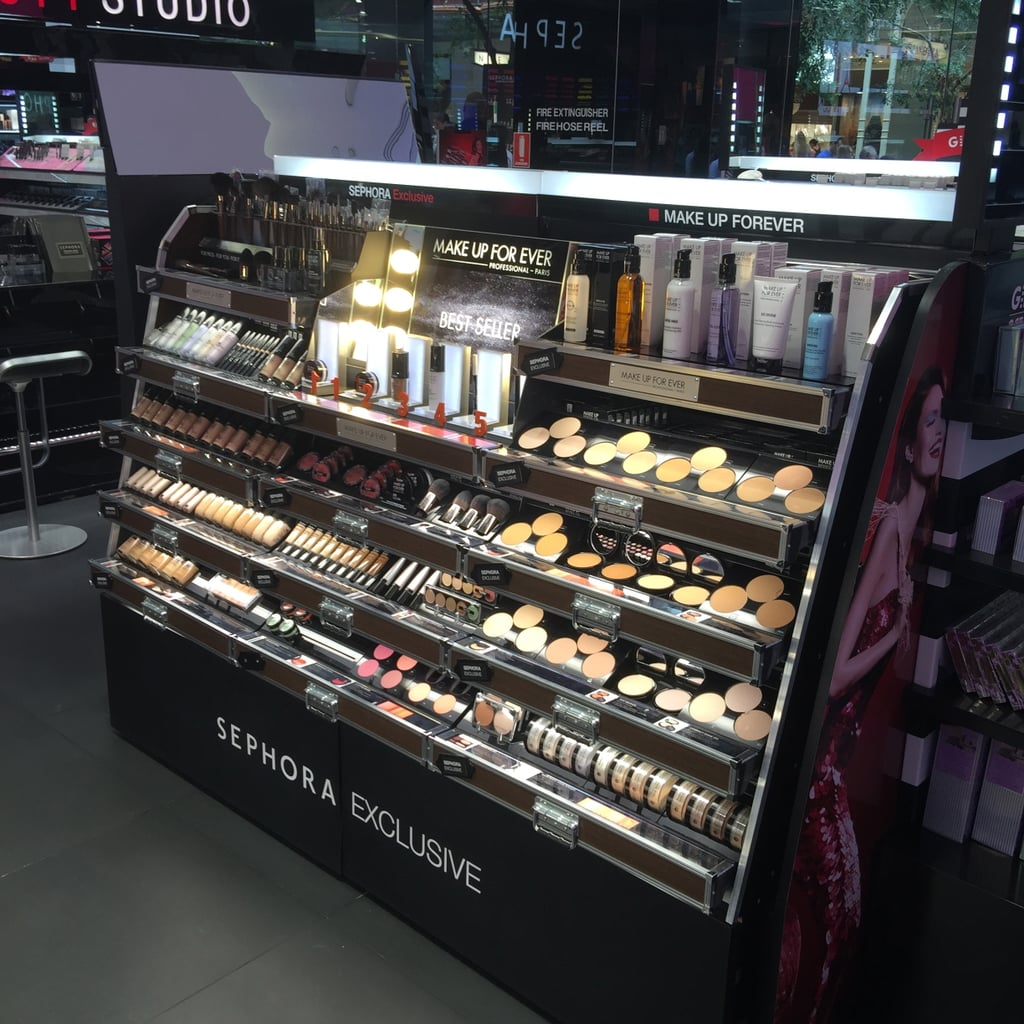 Pictures Inside the First Sephora Store in Sydney Australia ...
