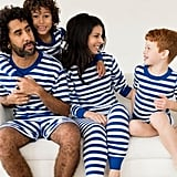 Hanna Andersson Classic Stripes in Baltic Blue Collection ($12-$64)