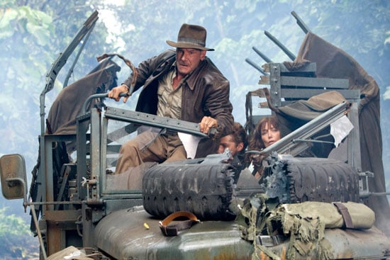 Indiana Jones and the Kingdom of the Crystal Skull Behind the Scenes Info