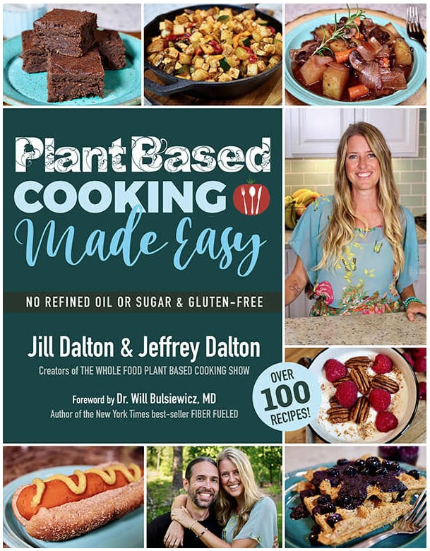 Plant-Based Cooking Made Easy Cookbook