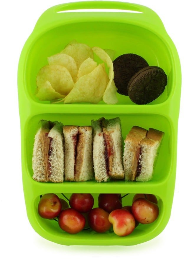 goodbyn 3 compartment bynto bento lunchboxes for kids. Black Bedroom Furniture Sets. Home Design Ideas