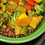 Stir-Fry Veggies With Quinoa
