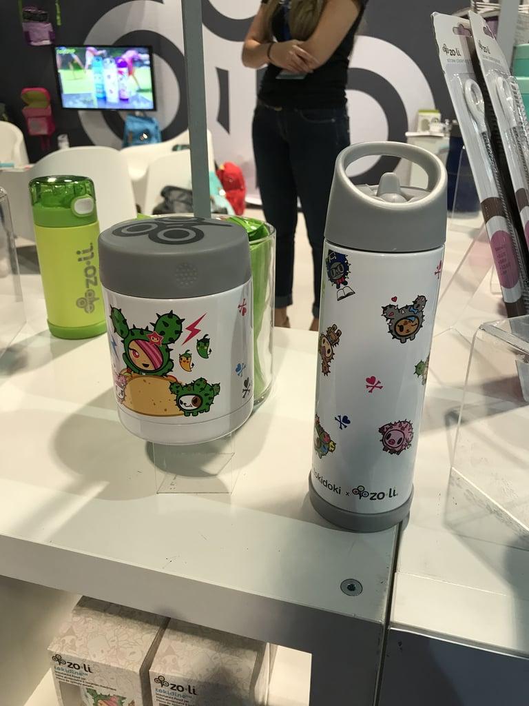 Tokidoki x Zoli TokiPIP Insulated Bottles and TokiDine Insulated Containers