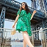 The Summer-to-Fall Dress: POPSUGAR Print Tie-Waist Dress