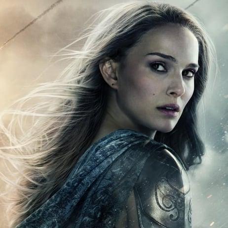 Natalie Portman Playing Female Thor in Thor 4