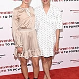 Cynthia Rowley and Kit Keenan at 2017 Screening of An Inconvenient Sequel: Truth to Power