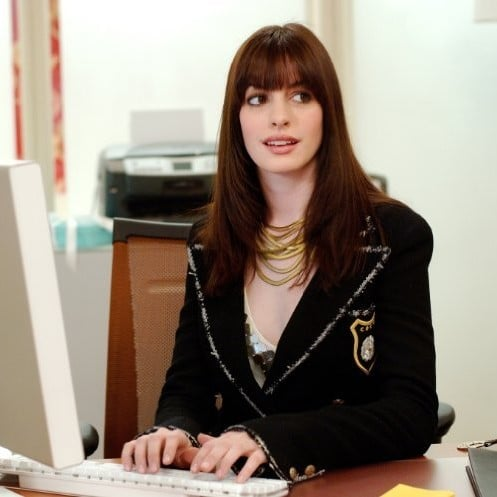 Anne Hathaway was not the first choice for The Devil Wears Prada