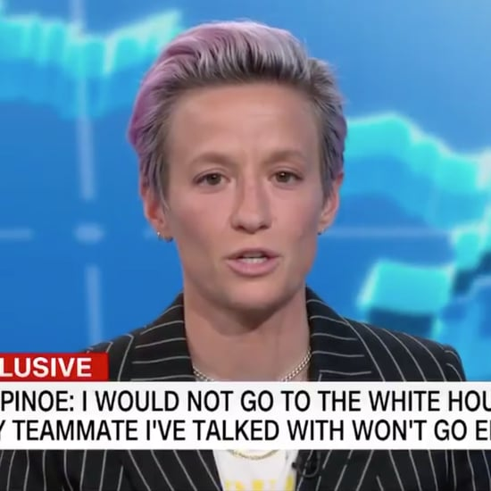 Megan Rapinoe Interview With Anderson Cooper on Trump Video