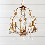 Glazed Flower Chandelier