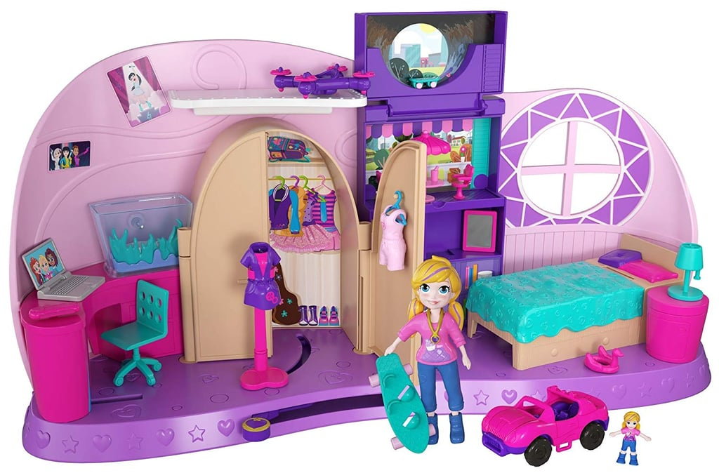 polly pocket transformation playset