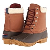 Tommy Hilfiger Russel Boots ($99)