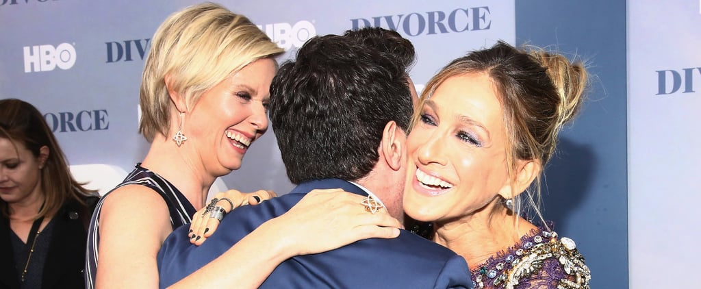 Sarah Jessica Parker Has a Sex and the City Reunion at the Premiere of Her New Show