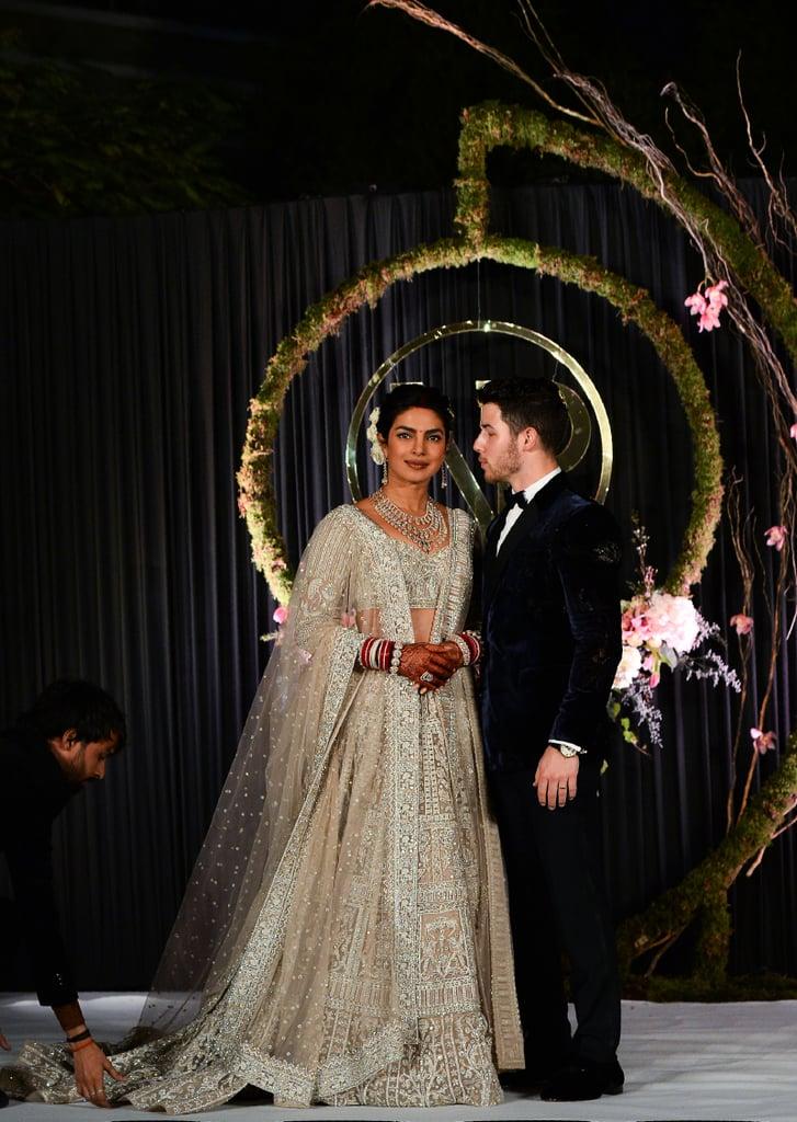 Priyanka Chopra Wedding Outfits